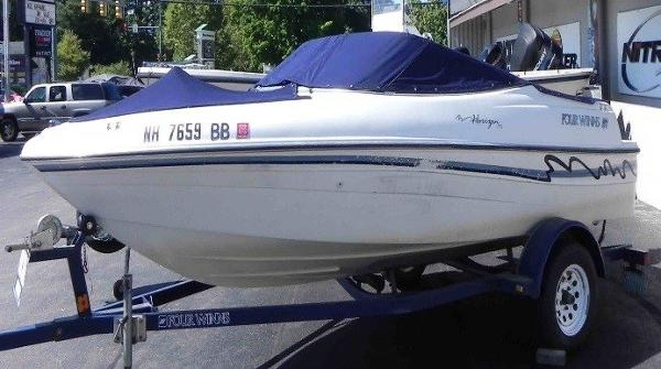 2004 Four Winns Horizon 170