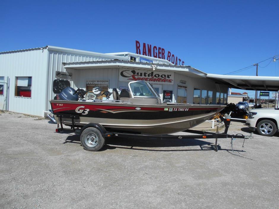 2011 G3 Angler V162 F