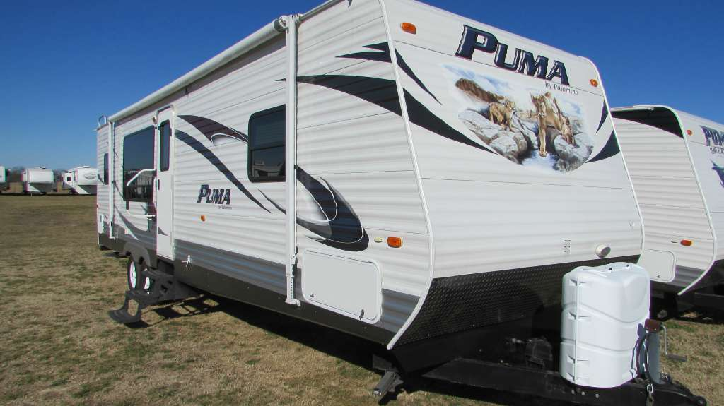 2013 Palomino Puma 30-RKSS