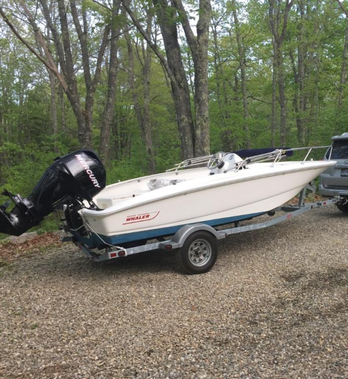 2012 Boston Whaler 150 Super Sport
