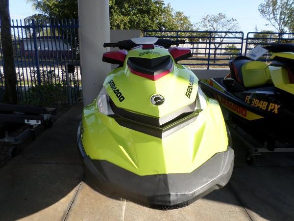 2015 Seadoo GTI 130 SE