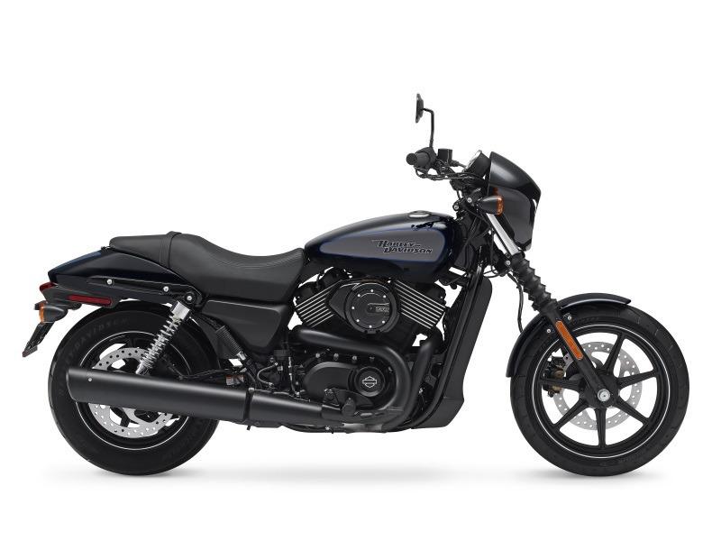 2017 Harley-Davidson XG750 - Street 750