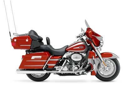 2008 Harley-Davidson CVO™ Screamin' Eagle Ultra Classic Electra Glide