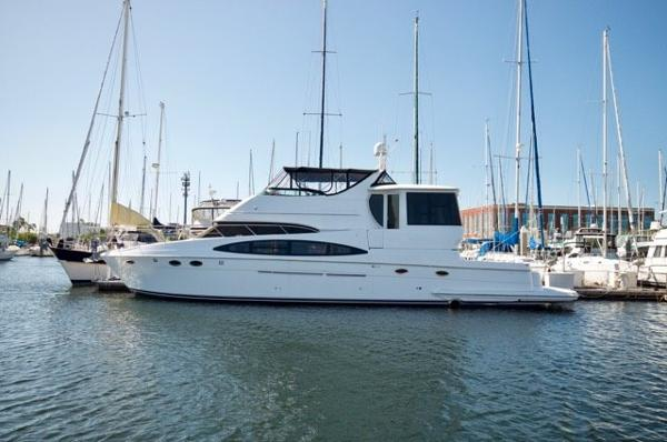 2002 Carver 56 Motor Yacht