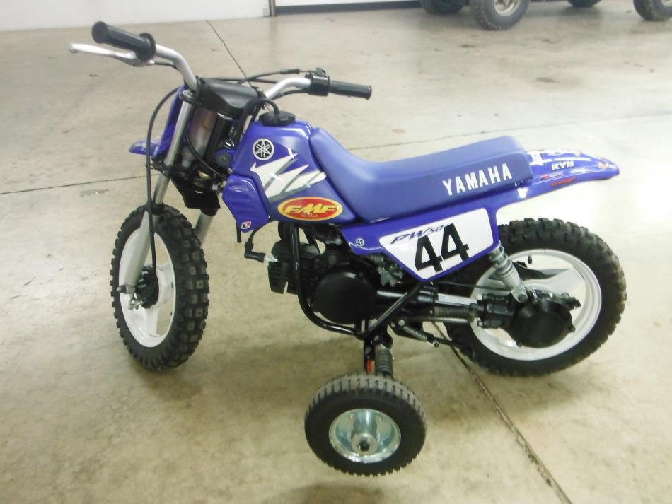 2005 Yamaha PW50