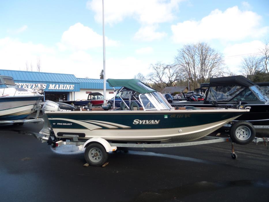 Sylvan 17 boats for sale for Sylvan fishing boats
