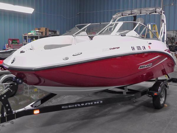2009 Sea Doo 180 Challenger