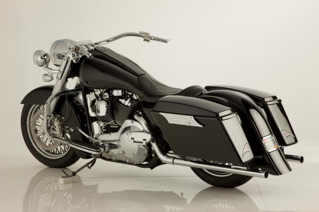 Harley Davidson Road King Motorcycles For Sale In Costa Mesa California