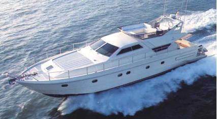 1996 Ferretti Yachts 175