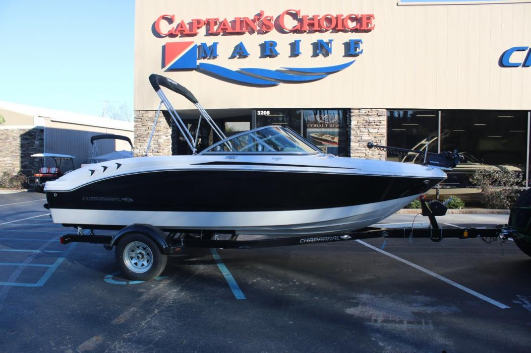 Chaparral h2o 19 ski fish boats for sale for Chaparral h20 19 ski and fish