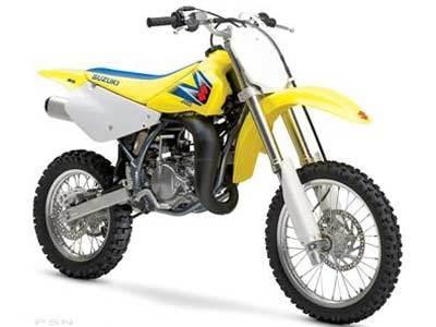 2006 Suzuki RM85