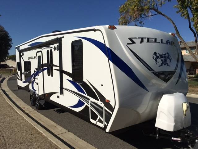2016 Eclipse Recreational Vehicles STELLAR 28IBLG