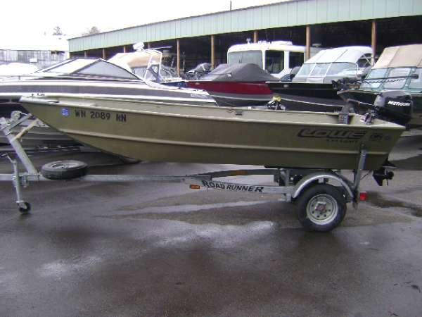 2009 Lowe L1448MT