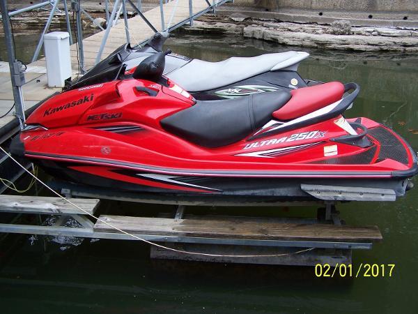 2007 Kawasaki Ultra 250 X
