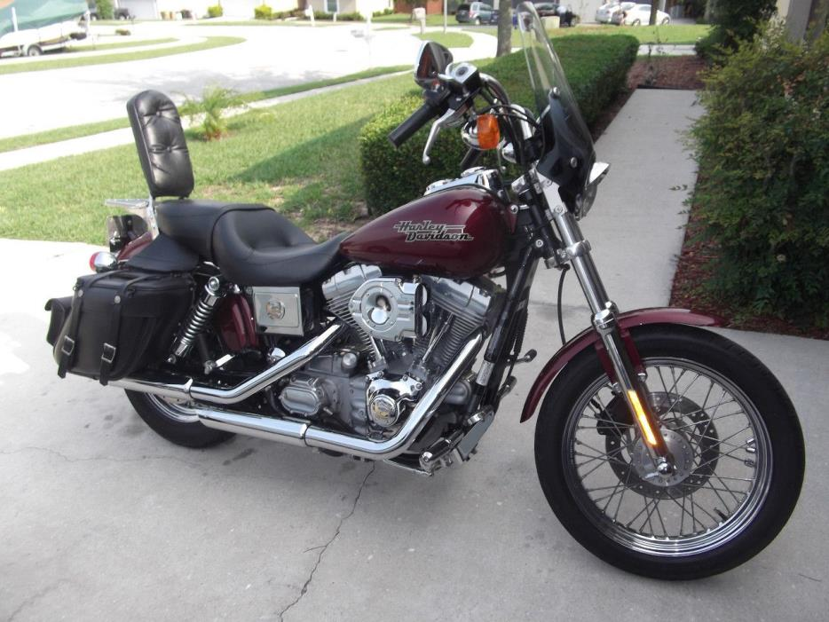 2000 Harley-Davidson SUPER GLIDE DYNA CUSTOM