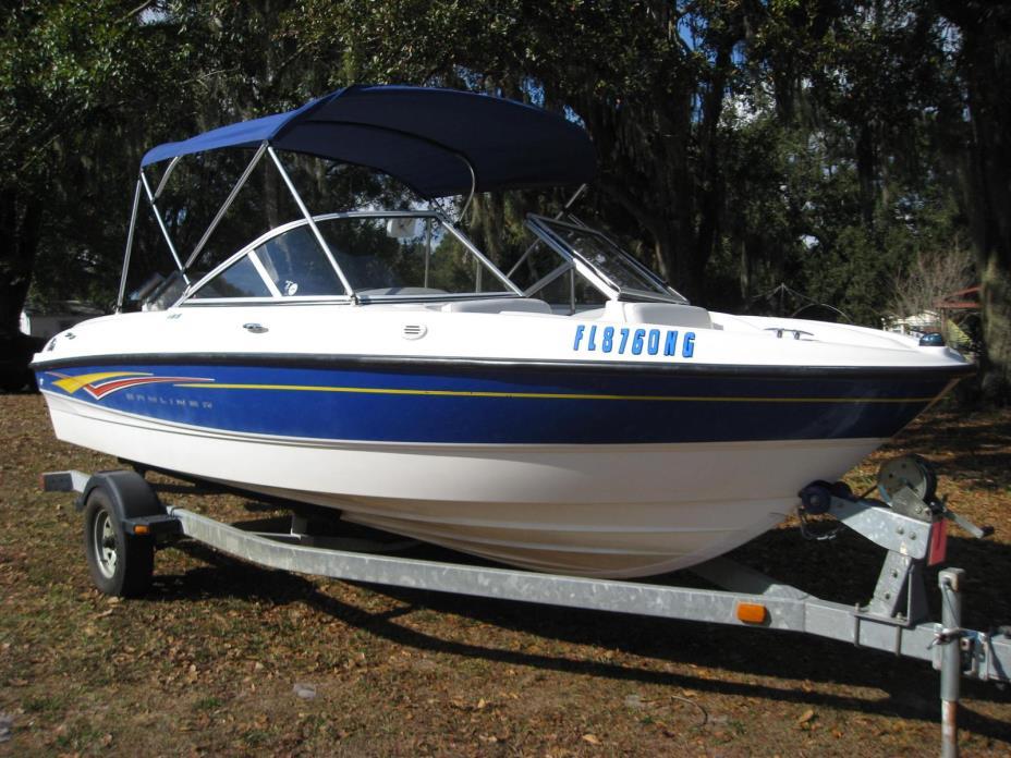 2007 bayliner 185 bowrider boats for sale 2007 Bayliner 185 Interior at 2007 Bayliner 185 Wiring Diagram