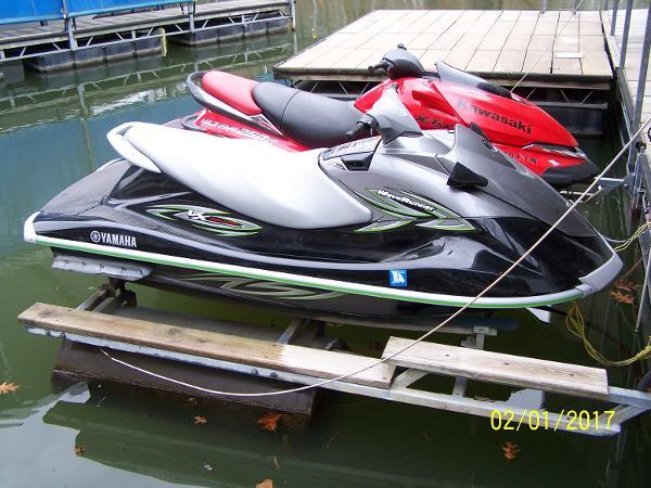 2011 Yamaha VX  Deluxe