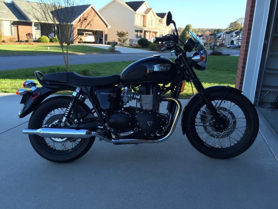 triumph bonneville motorcycles for sale in tennessee. Black Bedroom Furniture Sets. Home Design Ideas