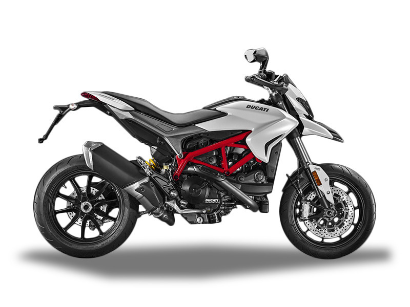 2017 Ducati Hypermotard 939 Star White Silk