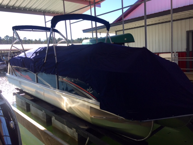 J C Tri Toon Boats For Sale