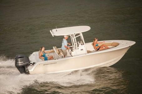 2017 Sportsman Boats Heritage 231 Center Console