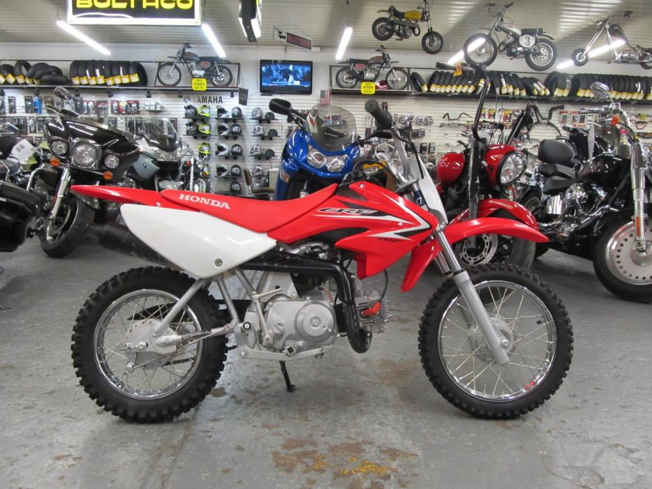 Honda crf 70 motorcycles for sale in colorado for Honda crf 70 specs