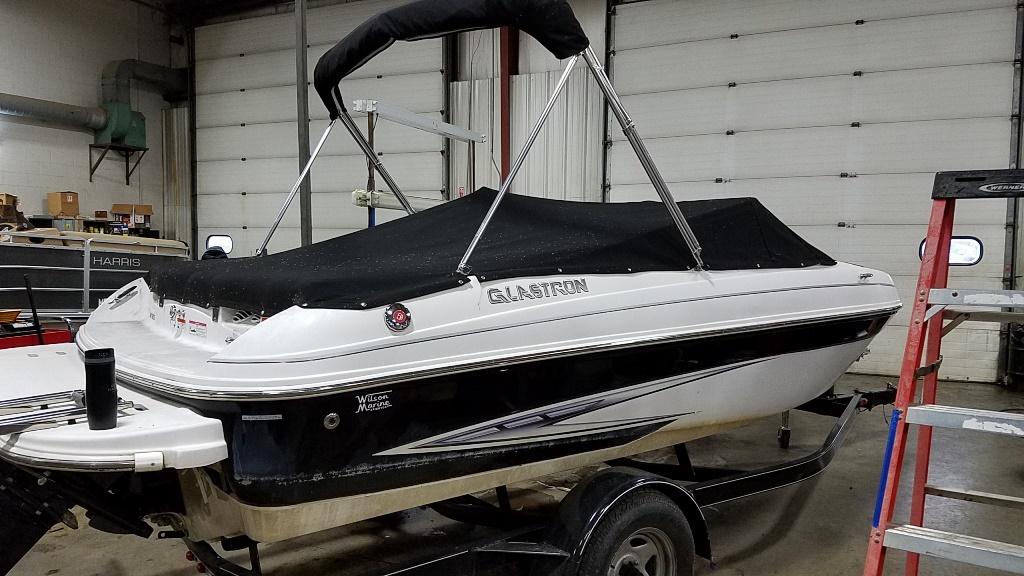 2011 Glastron MX 185