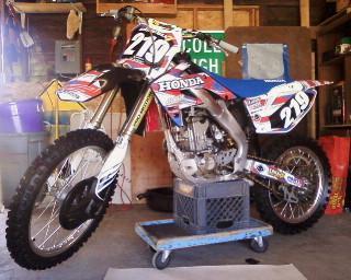 Honda crf 250r motorcycles for sale in oregon for Honda dealership albany oregon
