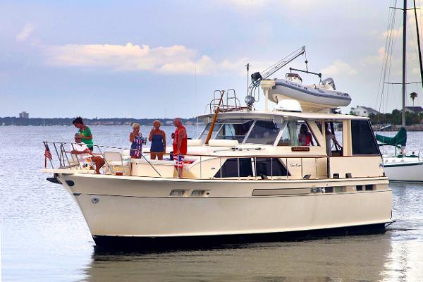 1970 Chris Craft 47 Commander