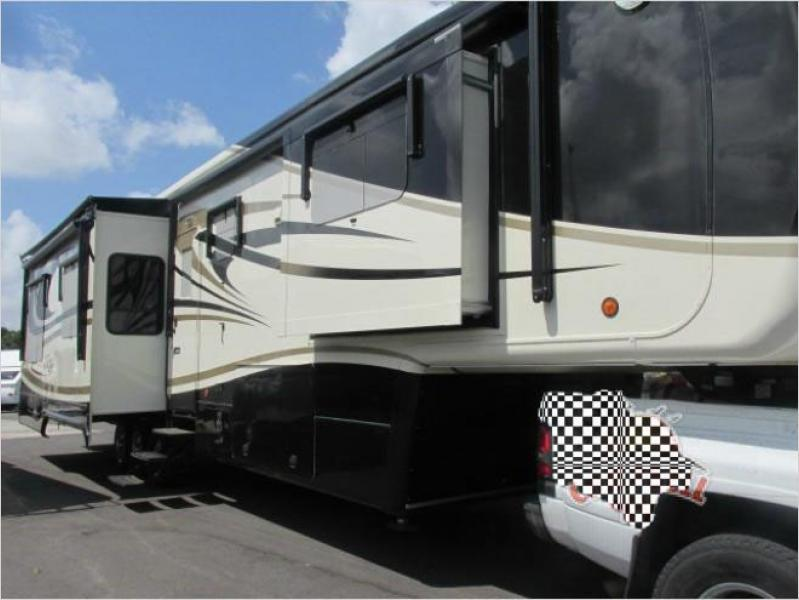2012 DRV Elite Suites Dallas 43 44' Quad Slide