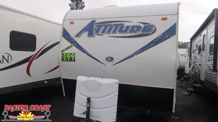 2015 Eclipse Recreational Vehicles Attitude 19 FB