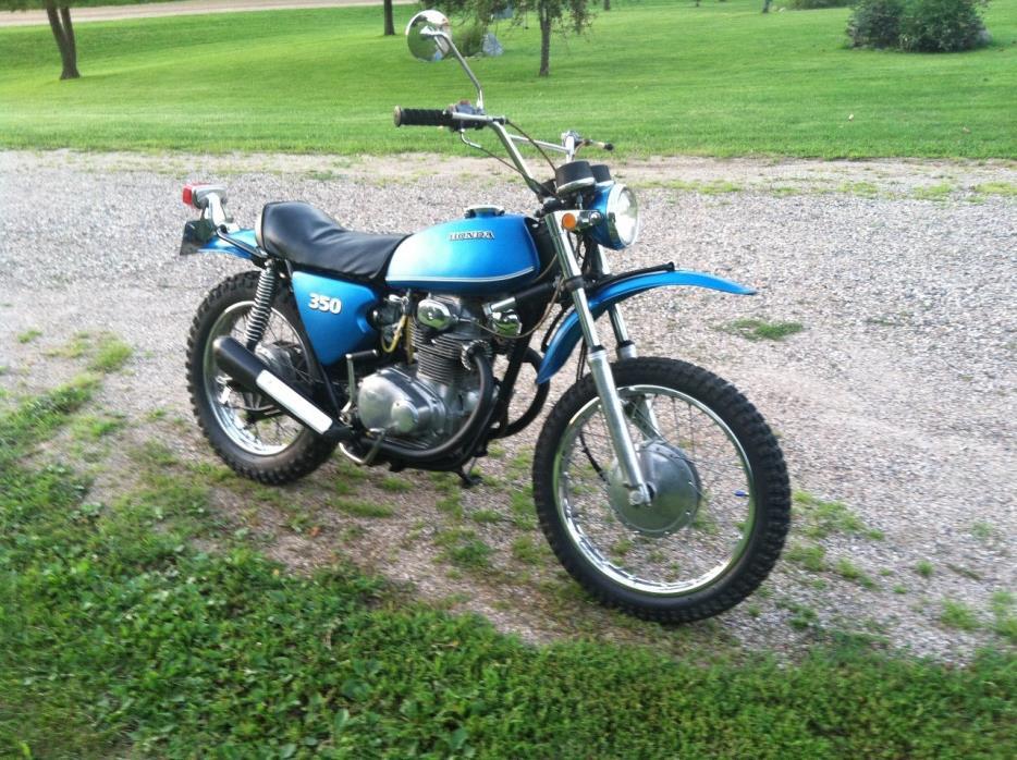 1970 Honda SL