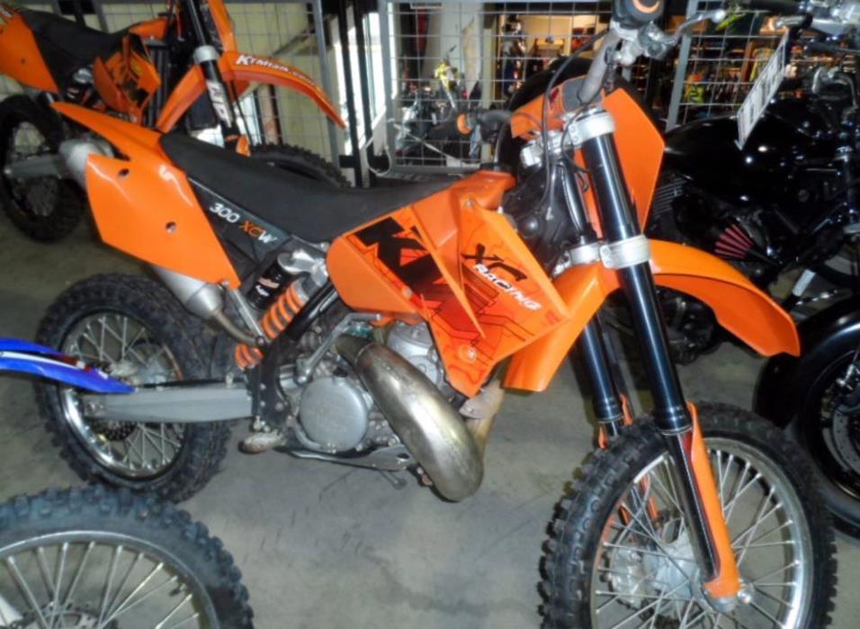 2006 KTM 300 XC-W