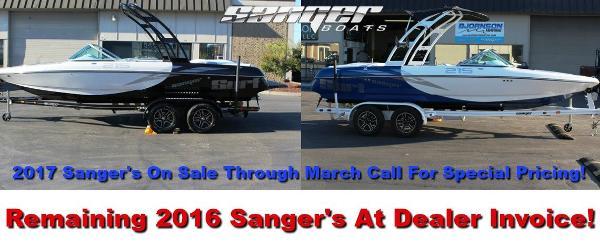 2016 Sanger V215 Surf