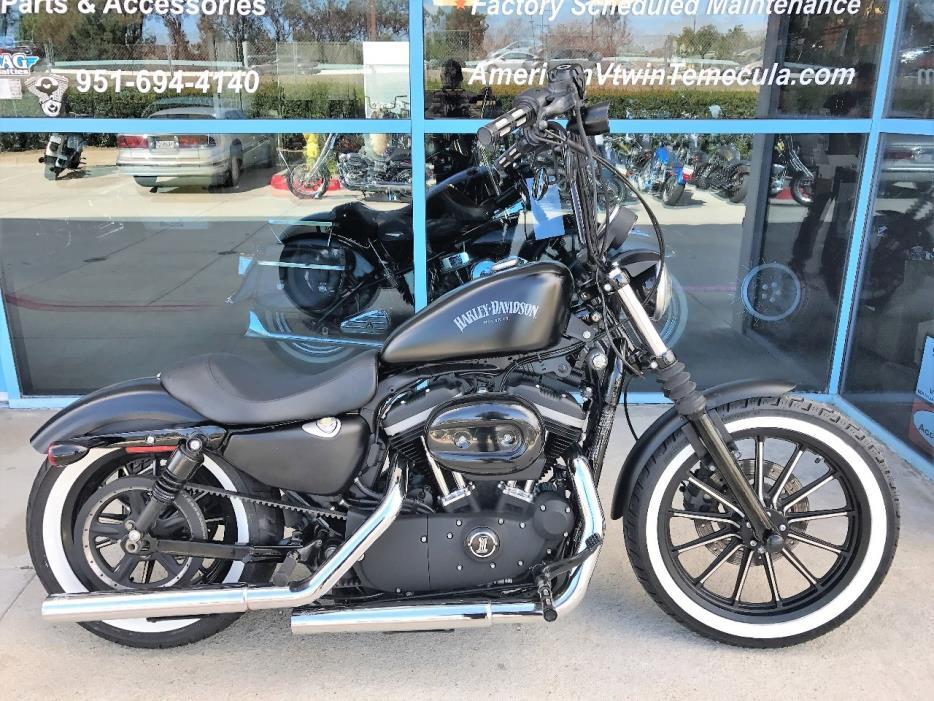 Harley Davidson Iron 833 >> 883 Sportster Ape Hanger Vehicles For Sale