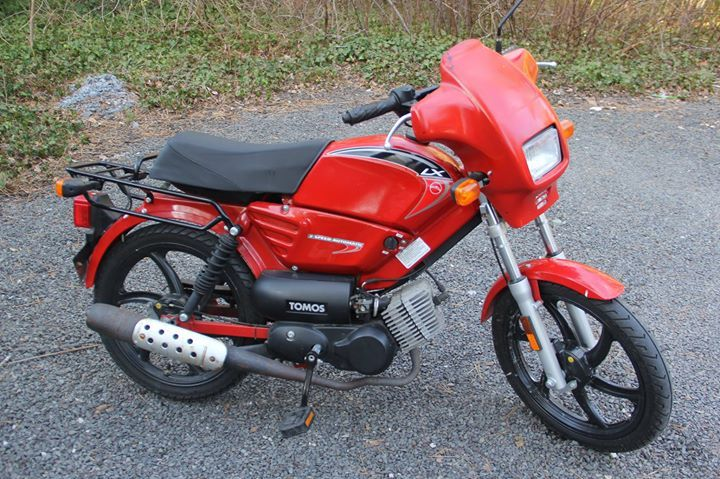 Tomos Motorcycles for sale