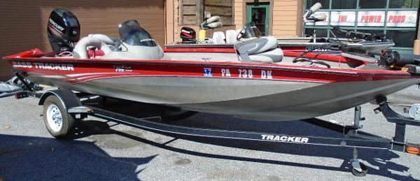 2013 Tracker Pro Team 175 TXW