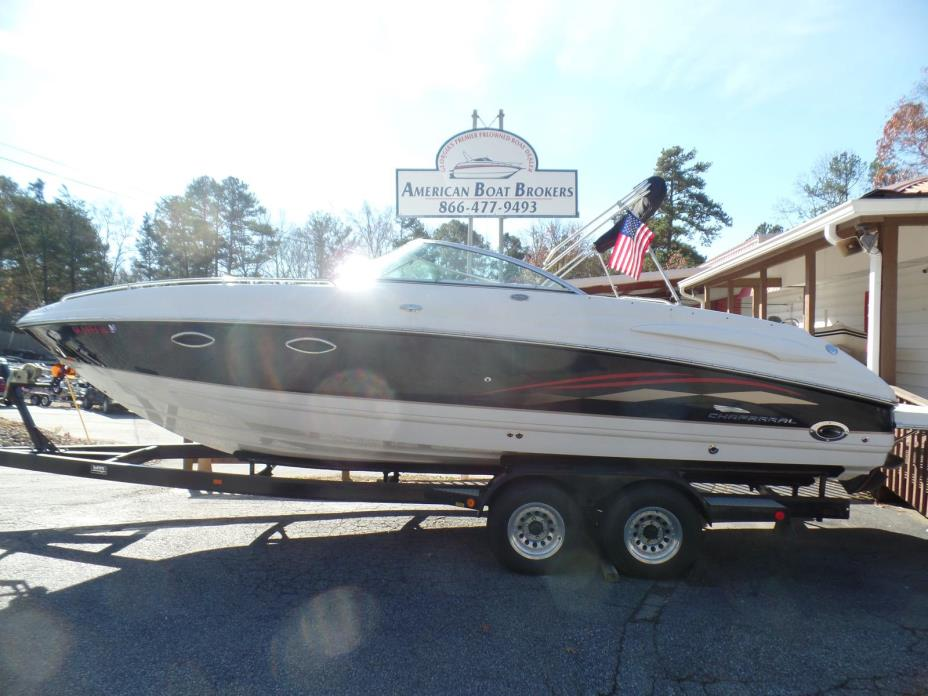 Chaparral 265 Ssi Boats for sale