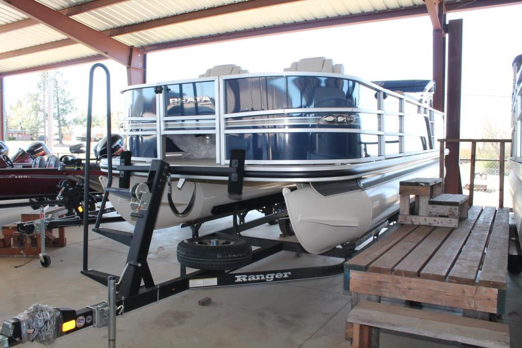 2017 Ranger Reata 220F Pontoon