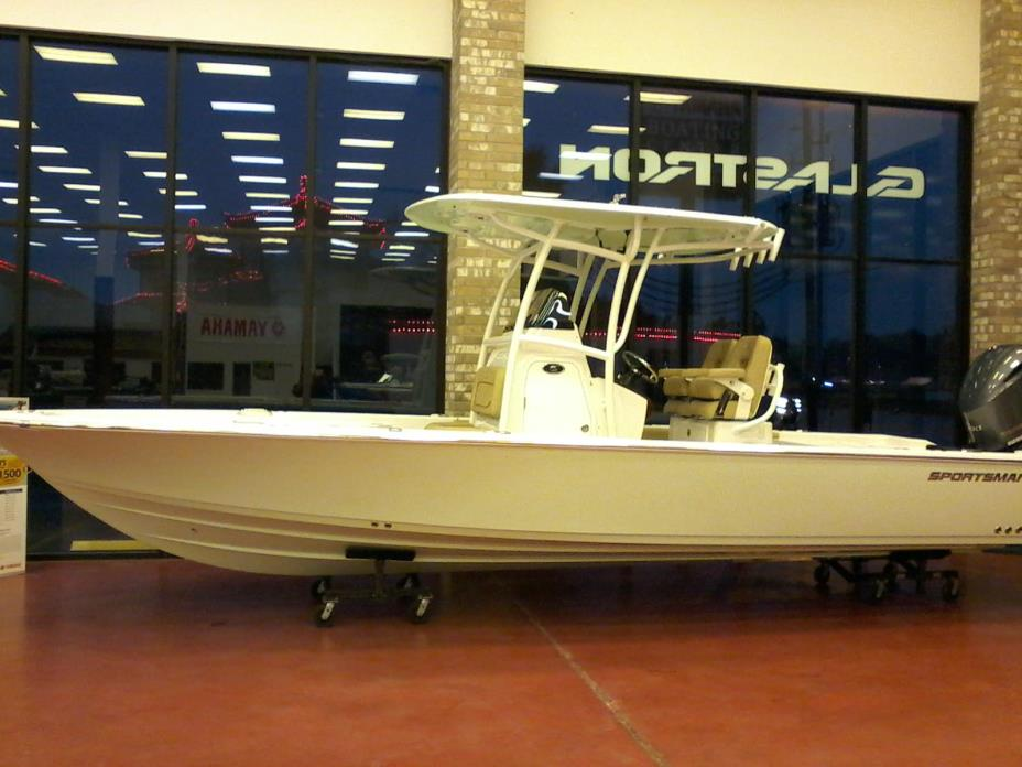 Sportsman 267 Masters Boats For Sale