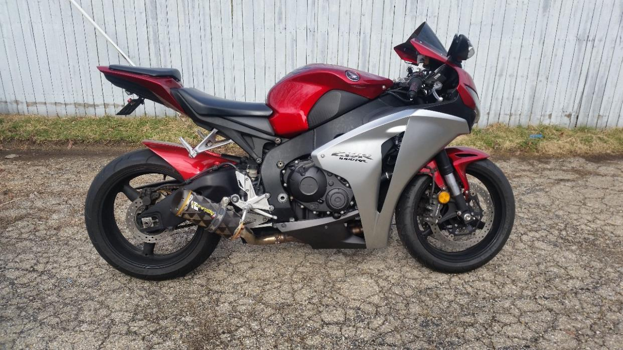 Honda Cbr 1000 Rr motorcycles for sale in Ohio