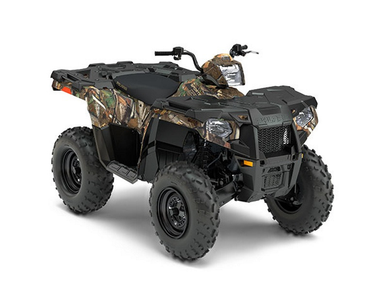 2017 Polaris Sportsman 570 EPS Polaris Pursuit Camo