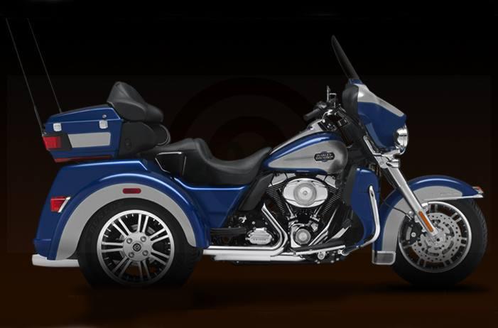 2010 Harley-Davidson FLHTCUTG Tri-Glide Ultra Classic