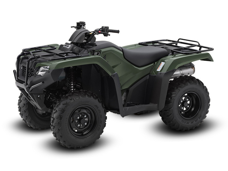 2017 Honda FourTrax Rancher 4x4 Automatic DCT EPS