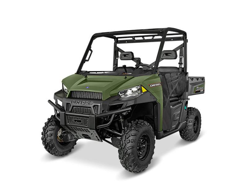 2016 Polaris RANGER Diesel Sage Green
