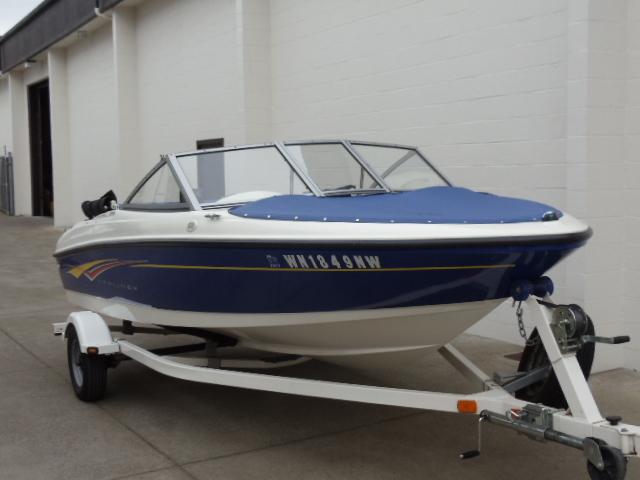 2007 Bayliner 175 Bowrider