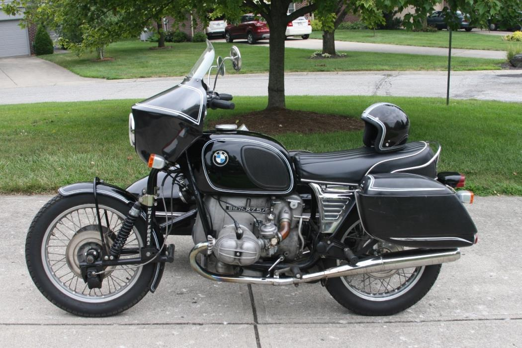 Bmw Side Car Motorcycles for sale