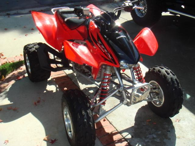 Honda Trx450r 2006 Motorcycles For Sale