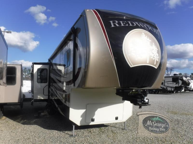 2015 Redwood Rv Redwood 38RE