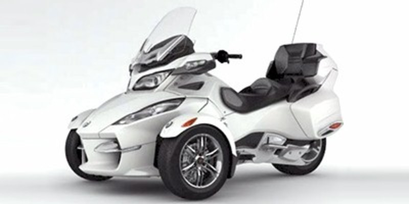 2012 Can-Am Spyder Roadster RT-Limited